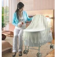 China MULTI-PURPOSES AUTOMATIC SWING BABY CRIB on sale