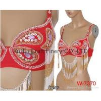 Wholesale Dancing costume /Beaded bra from china suppliers