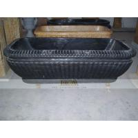 Wholesale Marble carving-bathtub from china suppliers