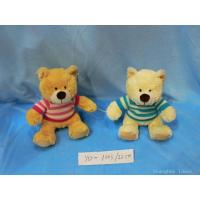 Wholesale Order ID:YD-1003 Product Two colors bear with clothes from china suppliers