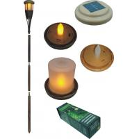 China Solar Bamboo Torch Light (VS-281) on sale