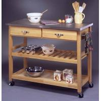Wholesale Movable Kitchen Island FS00438 from china suppliers