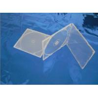 China 5mm single semi clear cd case on sale