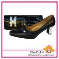 Wholesale Shoes and Matching Bag Item NO.:SE1034 from china suppliers