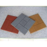 China Rubber Tiles or Pavers on sale