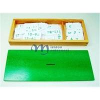 Wholesale Subtraction Equations  And Differences Box from china suppliers
