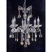 beautiful candle chandelier