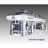 Wholesale Laminator FHG1000C Dry Laminating Machine from china suppliers