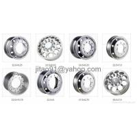 Wholesale Construction Machinery Parts 22.5 7.5 Truck aluminum wheel from china suppliers