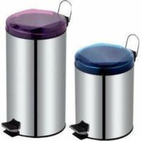 Wholesale Stainless steel garbage can-LT61 Matching from china suppliers
