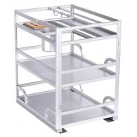 Wholesale Aluminium Kitchen Cabinet Basket from china suppliers