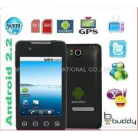 """Copy HTC 3.5"""" Screen A9000 Android 2.2 OS GPS WiFi TV Smart cell phone Dual SIMs"""