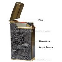 Wholesale Lighter Camera Lighter DVR Hidden Digital Video Recorder with Micro Camera from china suppliers