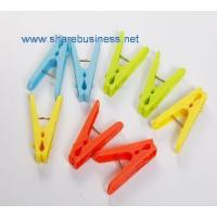 Wholesale XYP-332 Plastic clothes pins from china suppliers