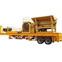 Wholesale ISO Approved Mobile Cone Crusher from china suppliers