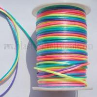 Wholesale rainbow stain rat tail jewelry cord--rainbow stain from china suppliers