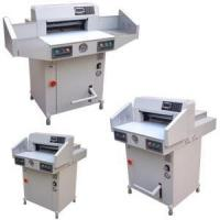 Wholesale Hydraulic Paper Guillotine Cutter OBQC520CH2 from china suppliers