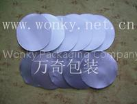 Wholesale PE aluminum foil paper seal liner(single-plate type) from china suppliers