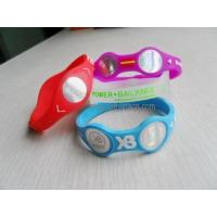 Wholesale Silicone Power Wristband-XB from china suppliers