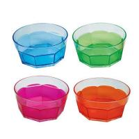 Wholesale double color salad bowl from china suppliers