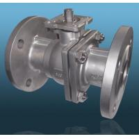 Wholesale Flanged Ball valve with mount pad from china suppliers