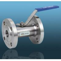 Wholesale Guang type Flanged Ball valve from china suppliers