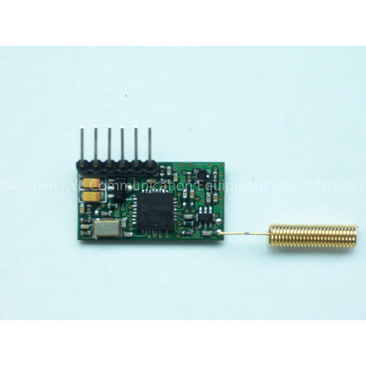 smart RF transceivermodule/ RF module with smallest size and 433MHz,868MHz,915MHz