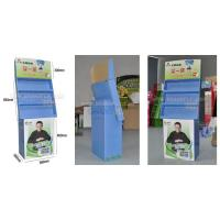 Buy cheap FDS-024 3-Tier Floor Standing Display for Renhe Pharmaceutical from wholesalers