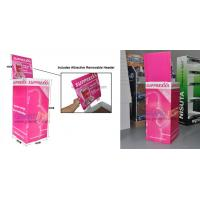 Buy cheap FDS-004 Cardboard Free Standing Display for Medicine from wholesalers
