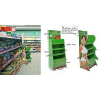 Buy cheap FDS-006 Three Shelf Retail Display Racks - for Diet Tea from wholesalers