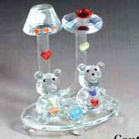 Wholesale crystal animal Crystal animal Crystal animal gifts from china suppliers