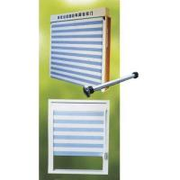 Wholesale LD Luxury Double Glazed Automatic Curtained Doors & Windows from china suppliers