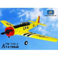 China World War II warbird TW 749-2 EPO AT-6 A rc toy on sale