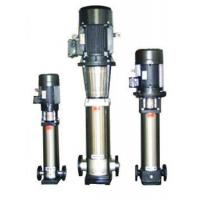 Wholesale CDL Light vertical multistage centrifugal pump from china suppliers