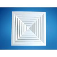 Wholesale Diffusers Grilles Louvers NameSquare Air Diffuser from china suppliers