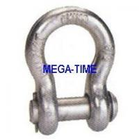 Shackle ROUND PIN ANCHO... ROUND PIN ANCHOR SHACKLE U.S. TYPE, drop forged