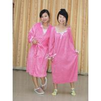 Wholesale Sort: super soft velour bathrobe from china suppliers