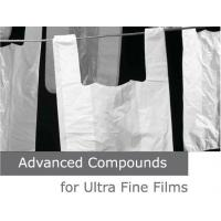 Wholesale White Advanced Compounds for Ultra Fine Films from china suppliers