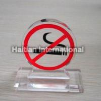 Wholesale Acrylic Non-smoking Sign from china suppliers