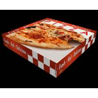 Wholesale Food Packaging pizza box from china suppliers
