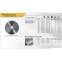 Wholesale Diamond Concave & Carving BladesSaw Blade for Marble&Ceramic Tile from china suppliers