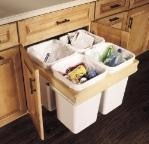 Wholesale Multi-Storage Solution Base wastebasket(four) from china suppliers