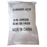 Wholesale Coatings and paints Fumaric acid CAS No: 110-17-8 from china suppliers