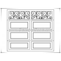 Wholesale Iron Garage Doors from china suppliers