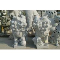 Wholesale Lion Dragon Model:SCUL011 from china suppliers
