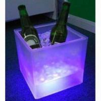 Wholesale Promotional Gifts LED Ice Bucket HF-I018 from china suppliers