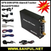 GPS/GPRS/GSM Car Alarm & Tracker(6) GPS/GSM/GPRS Car Alarm&Tracker(GPS-WA3)