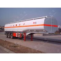 Spare Parts Chemical Liquid Tank of Semi-trailer