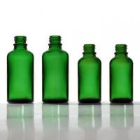 Wholesale pharmaceutial bottle Green Color Bottle from china suppliers