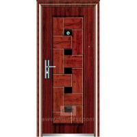 Wholesale Single-Leaf Steel Security Doors from china suppliers